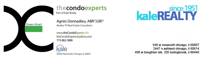 thecondoexperts.info, Chicago Condo for sale, Kale Realty